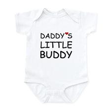 DADDY'S LITTLE BUDDY Onesie