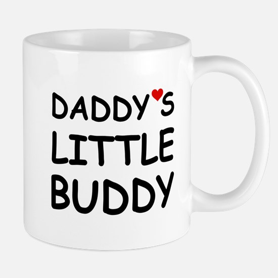 DADDY'S LITTLE BUDDY Mug