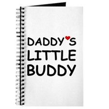 DADDY'S LITTLE BUDDY Journal