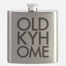 OLD KY HOME Flask