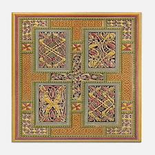 Kells Tapestry Tile Coaster
