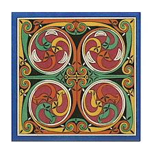 Tara Beauty Tile Coaster