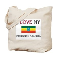 I Love My Ethiopian Grandpa Tote Bag