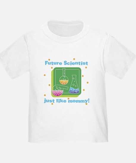 Future Scientist Like Mommy T