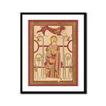 Clonmacnoise Framed Print