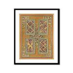 Kells Tapestry Framed Print