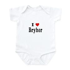 BRYHER Onesie