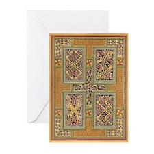 Kells Tapestry Greeting Cards (Pk of 20)