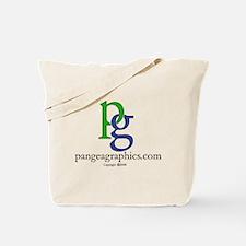 Pangea Graphics logo Tote Bag