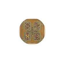 Kells Tapestry Mini Buttons (10 pack)