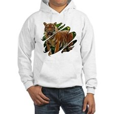 See Through Tiger Hoodie