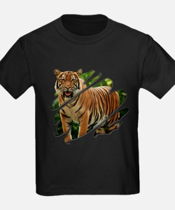 See Through Tiger T