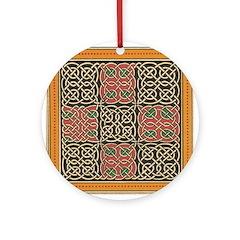 Celtic Splendour Ornament (Round)