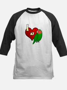 Love Peachfaced Lovebird Tee