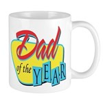 Dad of the Year Mug