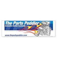 The Parts Peddler 1 Bumper Bumper Sticker