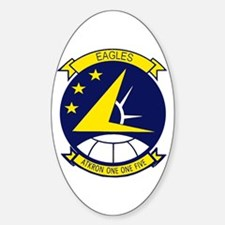 VFA 115 Eagles Oval Decal