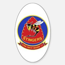 VFA 113 Stingers Oval Decal