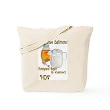 Bees love Baltimore Tote Bag