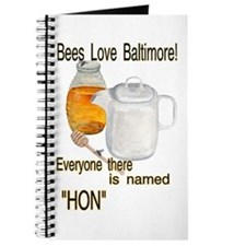 bees love Baltimore Journal