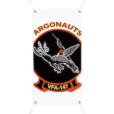VFA 147 Argonauts Banner