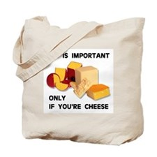 AGED CHEESE Tote Bag