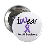 Lupus ribbon Buttons