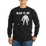 Hockey Long Sleeve Dark T-Shirt