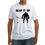 Hockey Fitted T-Shirt