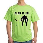 Hockey Green T-Shirt