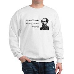 Charles Dickens 18 Sweatshirt