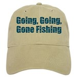 Going Fishing Cap