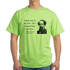 Charles Dickens 17 T-Shirt