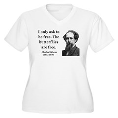 Charles Dickens 17 T-Shirt