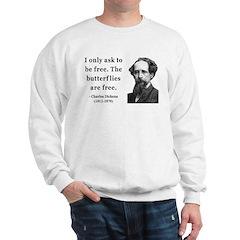 Charles Dickens 17 Sweatshirt
