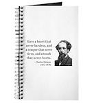 Charles Dickens 16 Journal