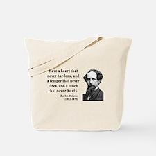 Charles Dickens 16 Tote Bag