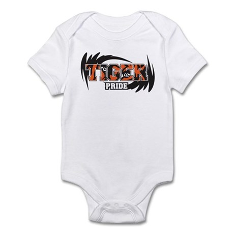 Tiger Pride Infant Bodysuit