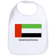 United Arab Emirates Flag Bib