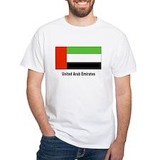 United Arab Emirates Flag (Front) Shirt