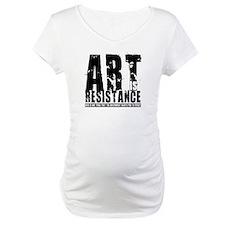 Art is Resistance Shirt