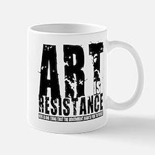 Art is Resistance Mug