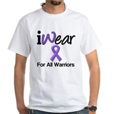 Purple Ribbon Warriors Shirt