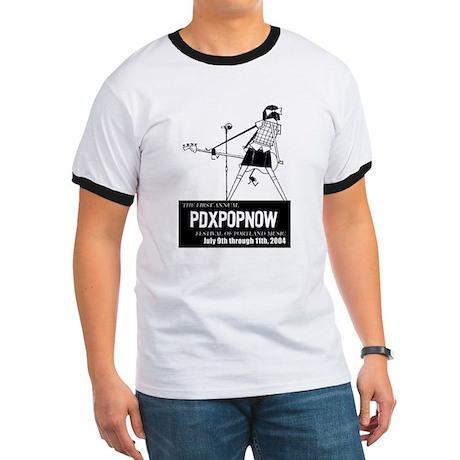 2004 Festival Boys Ringer Shirt