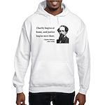 Charles Dickens 14 Hooded Sweatshirt