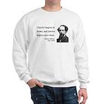 Charles Dickens 14 Sweatshirt