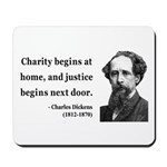 Charles Dickens 14 Mousepad