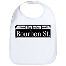 Royal Street New Orleans Bib