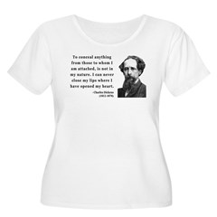 Charles Dickens 12 T-Shirt