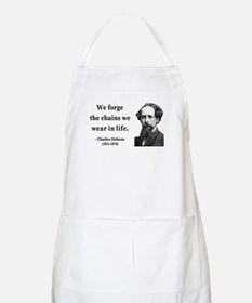 Charles Dickens 11 BBQ Apron